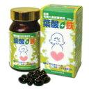 葉酸 + 鉄 (540mg×90粒) 【青汁】 【ビタミンC】 【妊婦】 【葉酸】 【鉄】 【サプリ】
