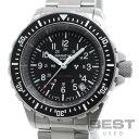 マラソン 【MARATHON】 ティーサー WW194007(1024-0000202) メンズ ブラック ステンレススティール 腕時計 時計 TSAR BLACK SS 【新品】