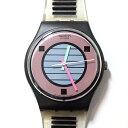 スウォッチ 【SWATCH】REGULAR GENTLEMENS' レギュラー メンズ デッドストック DEAD STOCK 【新古品】クォーツ QUARTZ 腕時計 時計 カジュアルウォッチ【中古】