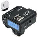 「新品&Godox正規品&技適マーク」Godox X2T-C TTL ワイヤレスフラッシュトリガー 1/8000 HSS ブルートゥース接続可能 新ホットシューロック 新AFアシストライト Canonカメラ対応