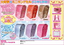 ◆ミニサイズのランドセルです!【ピーナッツクラブ】わたしのランドセル (ミニランドセル)AE7687AA リボン柄/ピンク