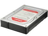 ◇3.5インチベイ内蔵型、2.5インチHDD/SSDを2台格納搭載可能【ENERMAX】EMK3203