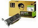 ◆PCI-E【玄人志向】GF-GTX1050Ti-4GB/OC/LP