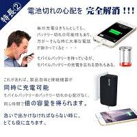 BESTEKUSB��®���Ŵ�AC�����ץ���2in1��Х���Хåƥ��NewFasion--Shake&Charge�ۥ˥塼���ץȥݡ����֥�Хåƥ��¢���㡼���㡼5000mAh����DC5V/1A��2.1A���ޥۡ����֥�åȡ�iPhone6Plus��iPad�б���ǽNewConceptPowerBankBTCP21