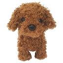 動く犬のぬいぐるみ おもちゃ|ウォーキングスイートパピー トイプードル【 動くお