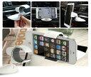 スマホホルダー 車載ホルダー スタンド (正規品) CD スマホ ホルダー iPhone7/iPhone6/GALAXY/Nexus7対応!各社スマートフォン用 Xperia Z/AX/GX、AQUOSなどに! CD挿入口に差し込むだけですから取り付け取り外しが簡単!