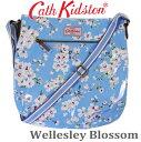 【本州送料無料】キャスキッドソン 正規品 クロスボディバック Cath Kidston,ショルダーバック Cross Body Bag,Wellesley Blossom