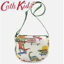 本州送料無料/キャスキッドソン Cath Kidston 正規品 キッズ ショルダーバック,Kids Half Moon Handbag 女の子,男の子 恐竜