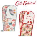 【送料無料】Cath Kidston キャスキッドソン 正規品 ミトン ダブルオーブングローブ オーブンミット 鍋つかみ 両手 Oven Mitt