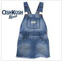 【送料無料】OSH KOSH オシュコシュ ジャンパースカート,☆刺繍☆デニム,カーターズ姉妹ブランド