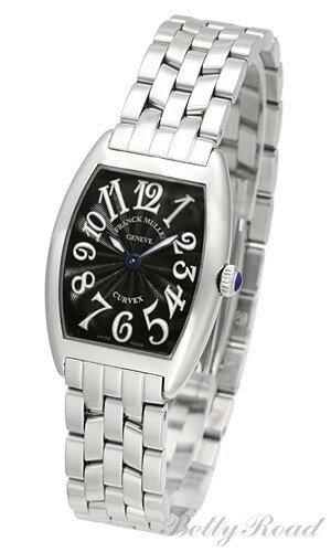 フランクミュラー(FRANCK MULLER) トノーカーベックス 1752QZ レディースサイズ フランク・ミューラー[新品][時計][腕時計]