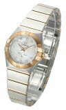 オメガ(OMEGA) コンステレーション ブラッシュクォーツ 123.20.24.60.55.001 レディースサイズ[新品][時計][腕時計][代引手数料込][]