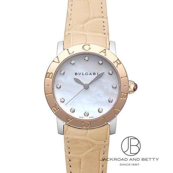 ブルガリ BVLGARI ブルガリブルガリ BBL33WSPGL/12 【新品】 時計 レディース