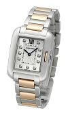 カルティエ(CARTIER) タンクアングレーズ WT100024 レディースサイズ[中古][時計][腕時計]
