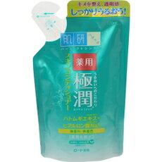 肌研 極潤 薬用スキンコンディショナー つめかえ用 170ml[肌研(ハダラボ) 極潤 薬用保湿 化粧水]