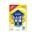 サラヤ 毎日飲むたんぱく習慣 バナナミルク味(20g)