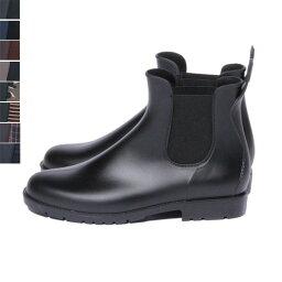 サイドゴアレインブーツ レイン ブーツ  ショート レディース 雨 雪 防水 軽量