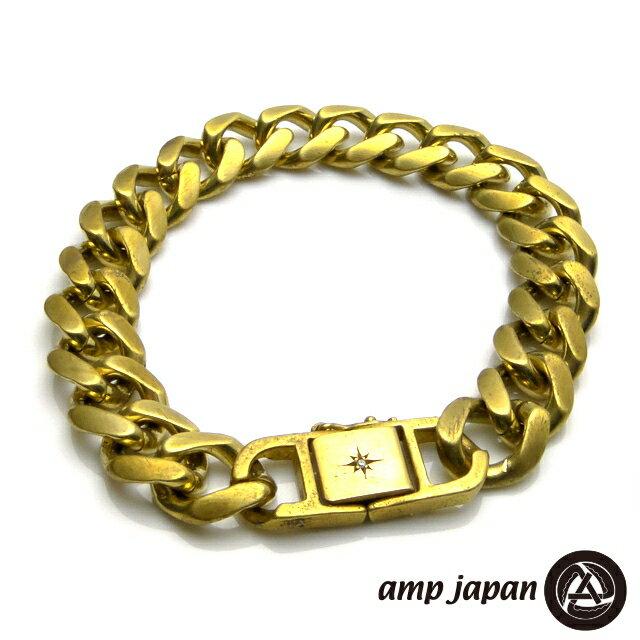 アンプジャパン 正規販売店 【amp japan】 チェーン ブレスレット ダイヤモンド アンプ ジャパン