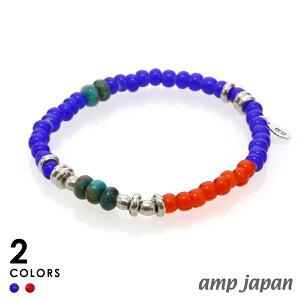 アンプジャパン【amp japan】White Hearts Bracelet Sunrise/Sunset ホワイトハート サンセット ブレスレット