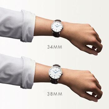 DanielWellington【ダニエルウェリントン】ダッパーヨーク/シルバー38mm腕時計DapperYork