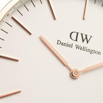 DanielWellington【ダニエルウェリントン】ブリストル/ローズ40mm腕時計ClassicBristol