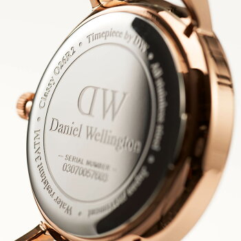 DanielWellington�ڥ��˥��륦�����ȥ�ۥ�����ȡ��⡼��/�?��26mm����å����ӻ���ClassyStMawes