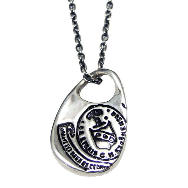 ハリム【HARIM】ハリム【HARIM】エクスリブリススタンプペンダントシルバー - stamp pendant