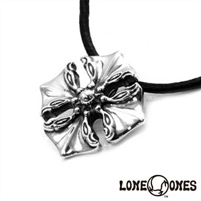 ロンワンズ【LONE ONES】アイアンレイブンペンダント/S