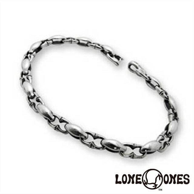 """ロンワンズロンワンズ【LONE ONES】""""N""""[ディープロンギング]ブレスレットXS"""