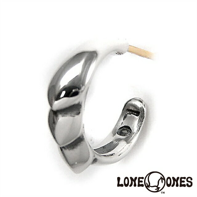 """ロンワンズロンワンズ【LONE ONES】""""K&F""""[キッシーズ]フープイヤリングS"""