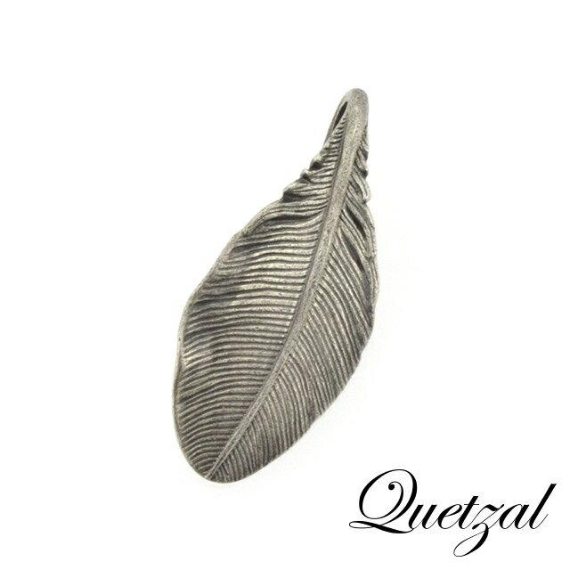 ケツァール【quetzal】ケツァール【quetzal】フェザーペンダント/C