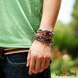 ワカミ ブレスレット 公式ストア 【Wakami】「Earth Bracelet」 アースブレスレット7ストランド