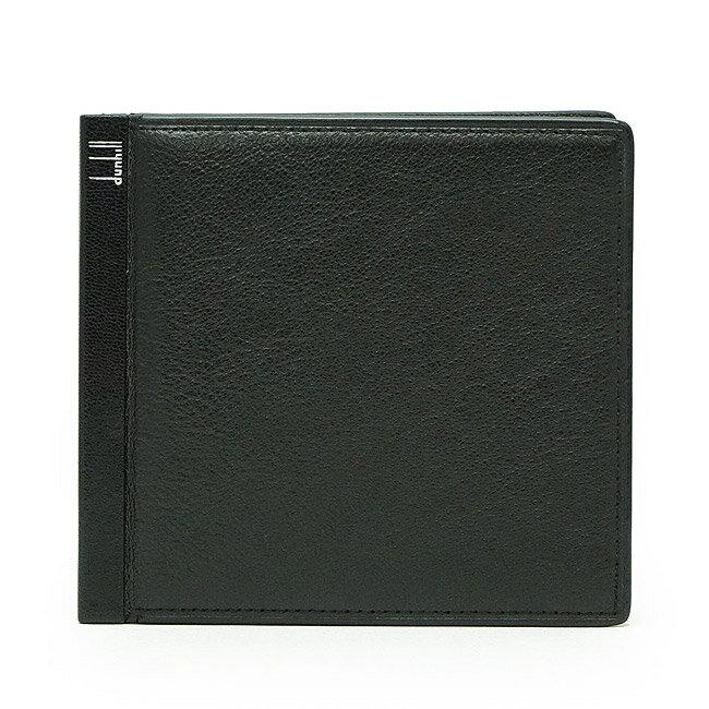 【訳あり】【アウトレット】 dunhill ダンヒル カードケース FS3010A ブラック カードホルダー 【RCP】