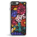 ZERO GRAVITY е╝еэе░еще╙е╞ег iPhone 7/8 Plus е╫еще╣ ┬╨▒■ е▒б╝е╣ WOODSTOCK EMBROIDERED RETRO ╗╔╜л епеъевб┌└╡╡м┬х═¤┼╣╔╩б█б┌есб╝еы╩╪▓─б█б┌RCPб█