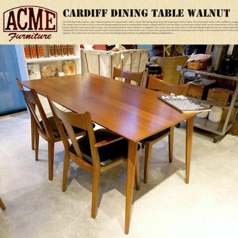 ロングセラープロダクト!デザインリニューアル♪ CARDIFF DINING TABLE (カーディフダイニングテーブル) ACME Furniture(アクメ ファニチャー)