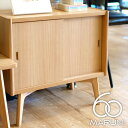 コンビネーション ウッドドアシェルフ63(Combination Wood Door Shelf 63) ナチュラル(Natural) マルニ60(MARUNI...