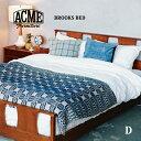 アクメファニチャー ACME Furniture BROOKS BED(ブルックスベッド) DOUBLE(ダブルサイズ)