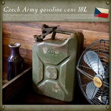 チェコ ガソリン缶 10L