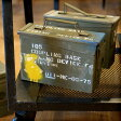 U.S.アンモボックス(U.S.AMMO MILITALY BOX) スモール USED