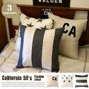 California50's (カリフォルニア50's)Cushion Cover(クッションカバー)Basshu(バッシュ)全3タイプ