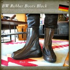 Germany Military rubber Boots Black(ドイツ軍ラバーブーツ ブラック)デッドストック(DEAD STOCK)2サイズ