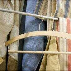 チェコ ウッドハンガー(Czech Wood Hanger) 10本セット デッドストック(DEADSTOCK)