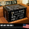 BusRoll Sign Box L(バスロールサインボックスL) IAM51726