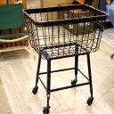 Basket cart(バスケットカート) 収納ワゴン S255-57 DULTON(ダルトン) 送料無料