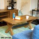あたたかみある無垢とIRONのコラボレーション! Burrel coffee Table(バレルコーヒーテーブル) BIMAKES(ビメイクス) 全2色(ナチュラル、ブラウン) 送...