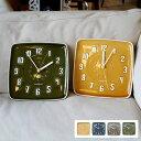 Lubbock Wall Clock(ラボックウォールクロック) TSI-032 セラミック掛け時計 JAPAN MADE(日本製) TRADITION ACO...