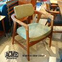 WARNER ARM CHAIR(ワーナーアームチェア)ACME Furniture(アクメファニチャー) 送料無料