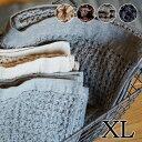 ブレラ ワッフルタオル XL(Brera waffle towel XL) 全4色(グレー・ブラウン・ベージュ・ネイビー)コンテックス(kontex)日本製(M...