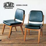 クッション性のある座り心地♪ SIERRA CHAIR(シエラチェア) ACME(アクメ) ダイニングチェア・椅子・チェア