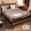 アクメファニチャー ACME Furniture GRAND VIEW BED (グランドビュー ベッド) DOUBLE(ダブルサイズ)